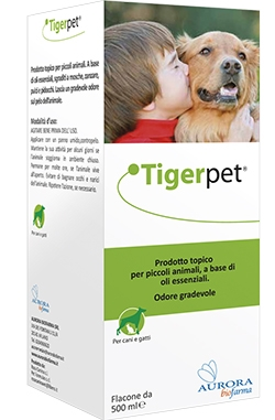 Tigerpet flacone da 500 ml