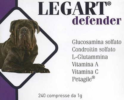 Legart Defender 240 compresse