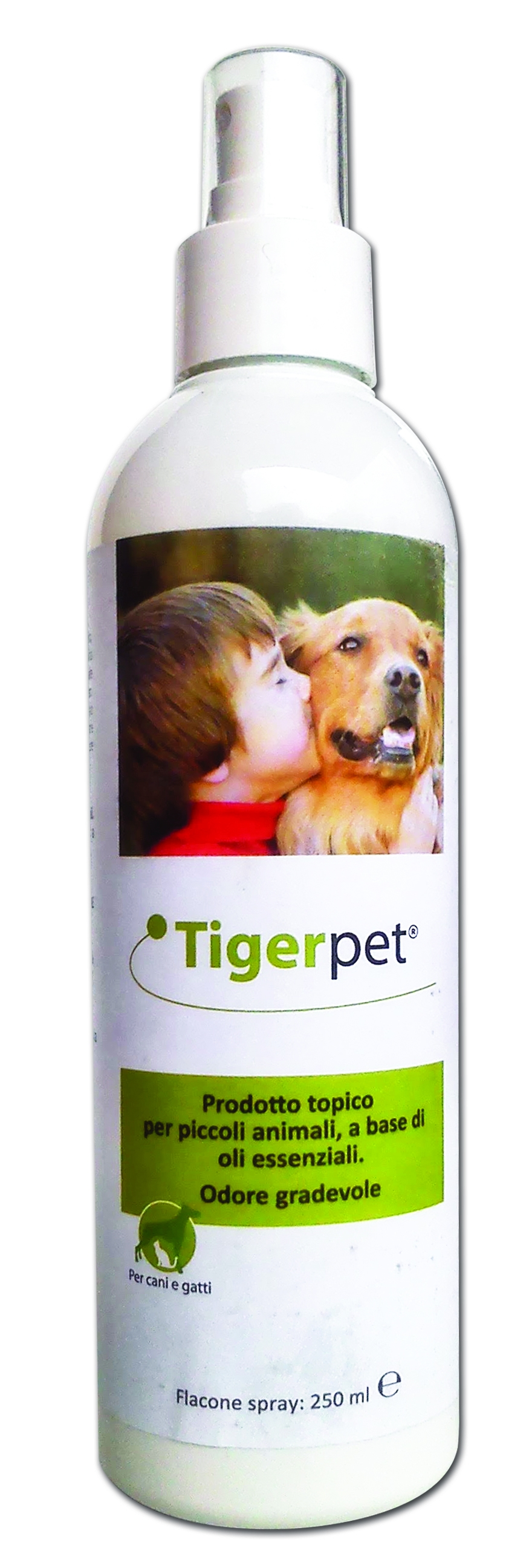 Tigerpet Spray da 250 ml