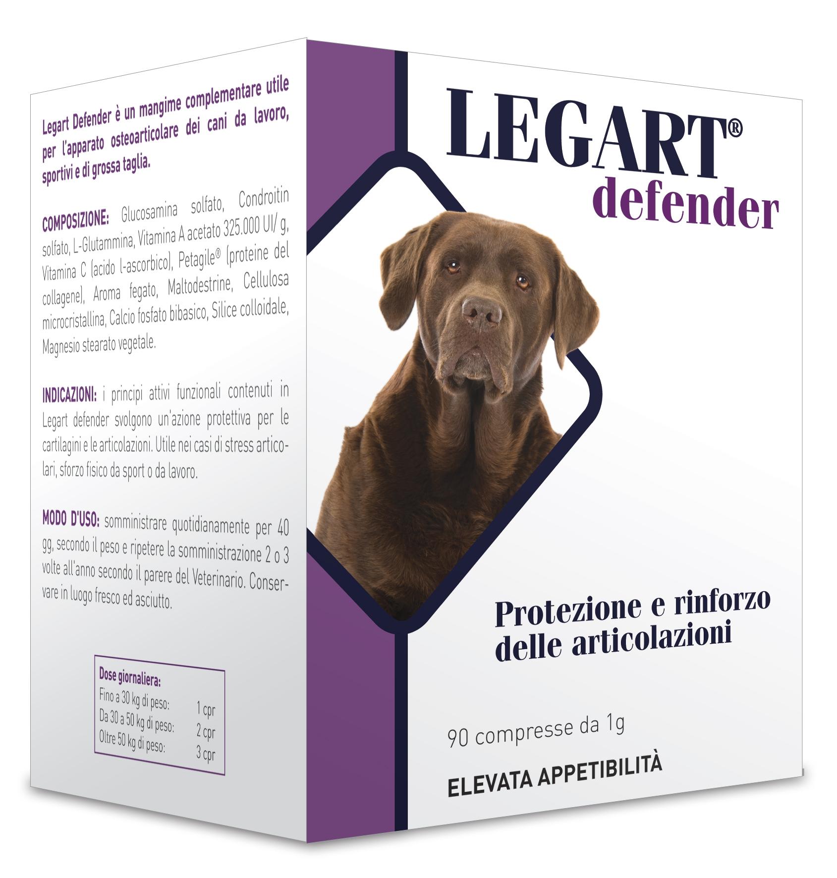 Legart Defender 90 compresse