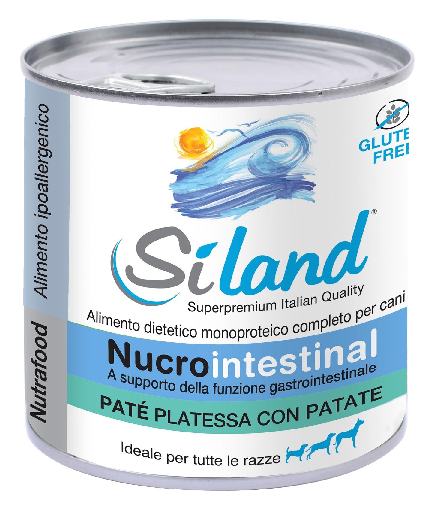 SILAND nucrointestinal PATE PLATESSA CON PATATE A